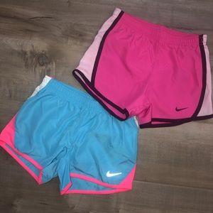 NWT Nike shorts size 6 kids